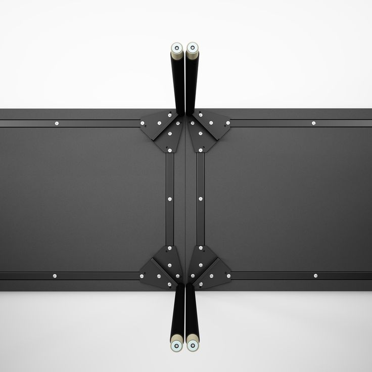 Systemtronic solutions. Foork Table designed by Víctor Carrasco