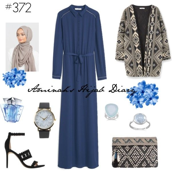 Aminah´s Hijab Fashion #hijab #hijabfashion #modest #fashion #look #style #outfit #ootd #mango #germany #muslimah