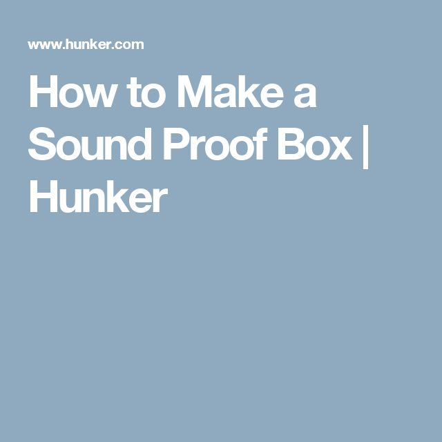 Best 25 Sound Proofing Ideas On Pinterest Soundproofing