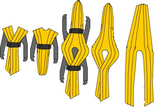 how to make kitana costume