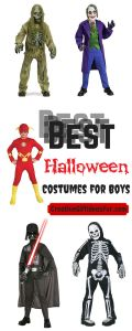 Best Halloween Costumes for Boys. Visit our website to see our various costumes for different ages. Our Costumes include Batman The Dark Knight Deluxe The Joker Costume, Justice League The Flash Costume, Star Wars Child's Darth Vader Costume, Big Boys' Skeleton Costume and many more.