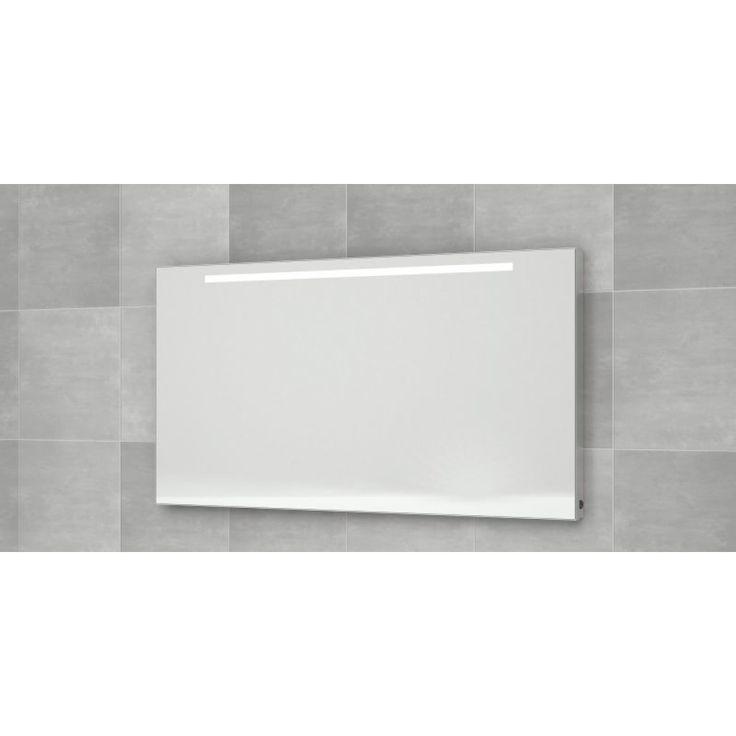 Bruynzeel spiegel 150x70 met horizontale tl verlichting