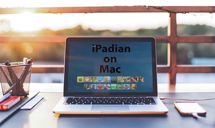 How to Install iPadian On Mac OS to Run iOS Apps