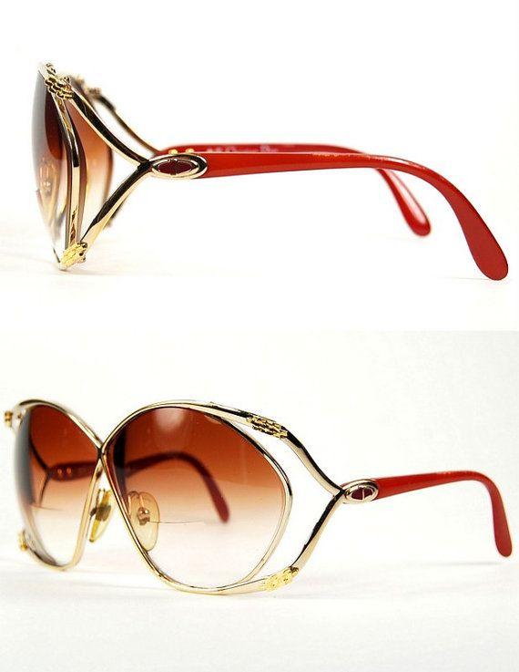 HONEY Lady Vintage Baroque Floral Lunettes de soleil - Summer Glasses - Stereo Rose (Couleur : Jelly pink) G3i4cBrVk