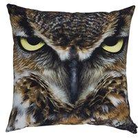 City North Cushion m. Intence Owl - 60x60cm