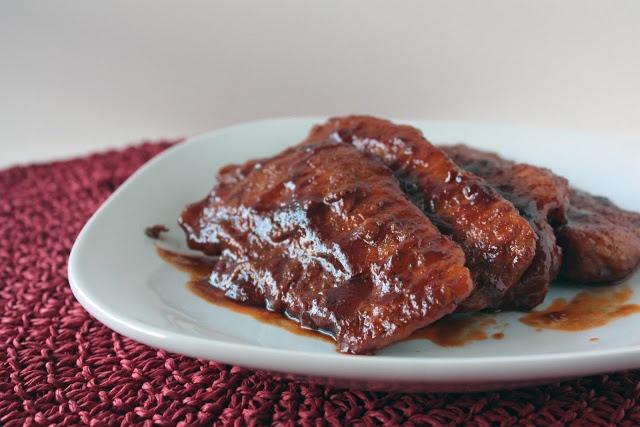 Momma Hen's Kitchen: Drunken Pork Chops