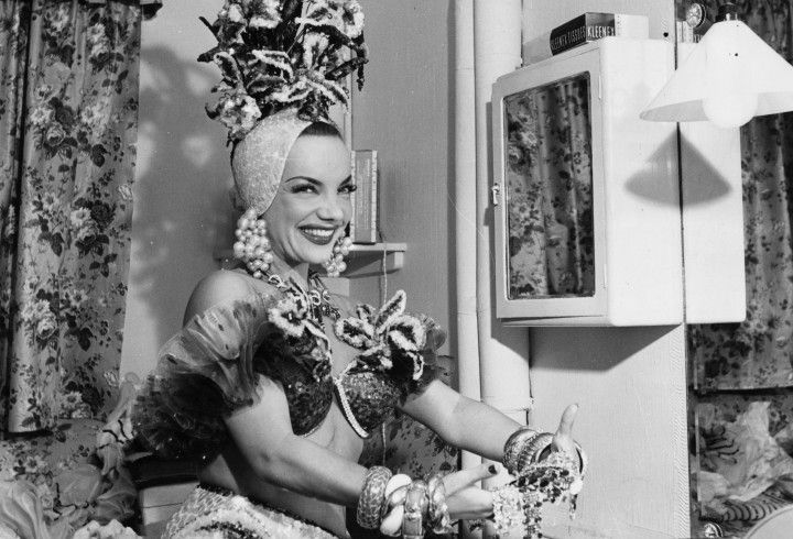 Carmen Miranda Biografia