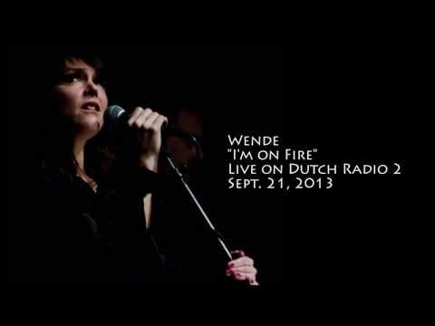 ▶ Wende Snijders - I'm on Fire (live) Bruce Springsteen cover - YouTube