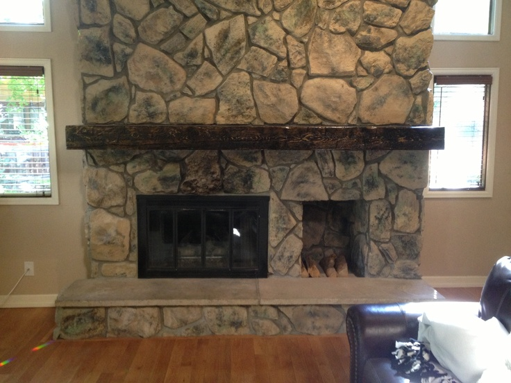 fireplace mantles can sport - photo #26