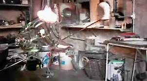 vidrio soplado artesanal - Bing video