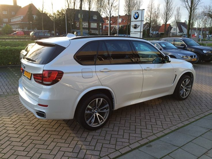 2014 BMW M Sport In Mineral White Delivered The Netherlands