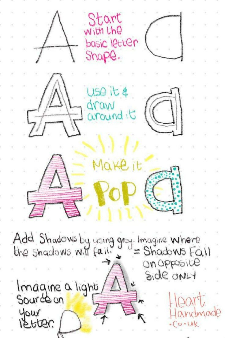 Learn to hand letter the easiest way possible with this lettering handwritten guide. This guide is full of the best hand lettering resources, both paid & free to help you learn how to hand letter easily. If you want to learn calligraphy or how to hold a b