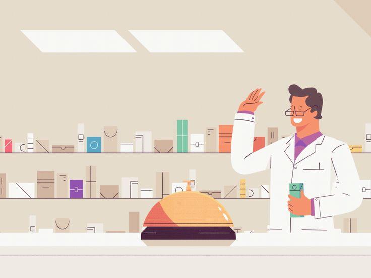 Prescribe Wellness - Listeners by Seth Eckert #Design Popular #Dribbble #shots