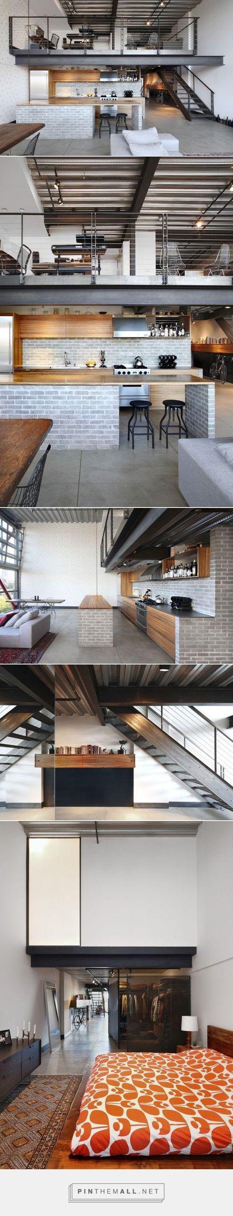 Modern House Design & Architecture : Modern Loft Design by the Urbanist Lab