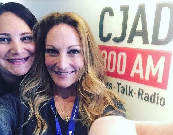 #WiseWomenCanada #CJAD800 #TalkRadio #Montreal