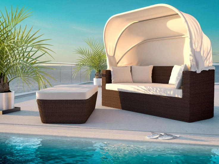 die besten 25 sonneninsel rattan ideen auf pinterest gartenliege rattan m bel qualit t und. Black Bedroom Furniture Sets. Home Design Ideas