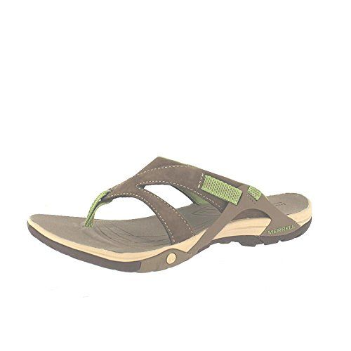 28f7845cc38f Merrell Womens Azura Flip SandalOtter11 M US     Learn more by visiting the  image link. (This is an affiliate link)