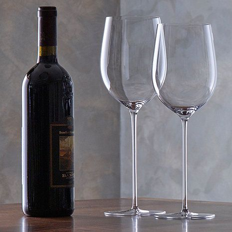 ZENOLOGY Long Stem Wine Glasses Complete Collection (Set of 4) at Wine Enthusiast - $99.00