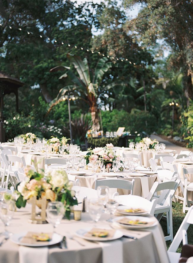 San Diego Botanical Gardens Wedding - Inspired By This