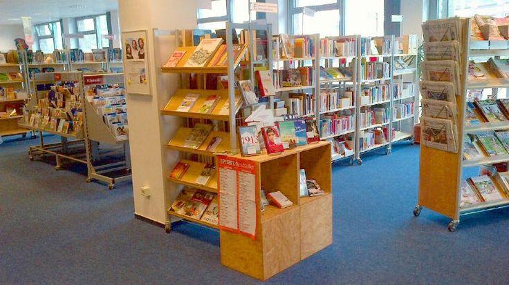 Bücherhalle Lokstedt in Hamburg, Hamburg