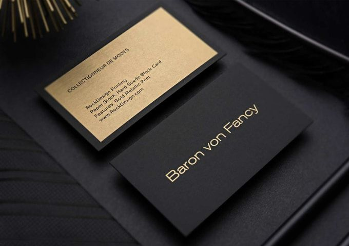 Design An Eye Catching Business Card For You Within 24 Hours