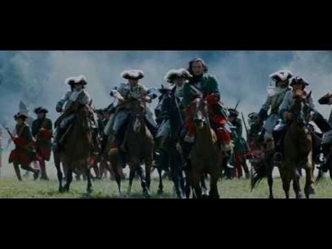 Great Northern War. Battle of Poltava. Part three.