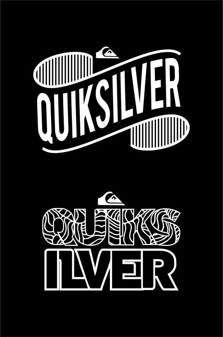 Vector Serigrafia Vintage Vector Quiksilver #vintage #vectorsurf #vintagevector - #quiksilver #vec...