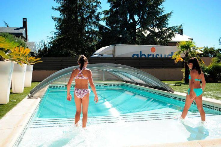 Los niños no van a querer salir de la piscina
