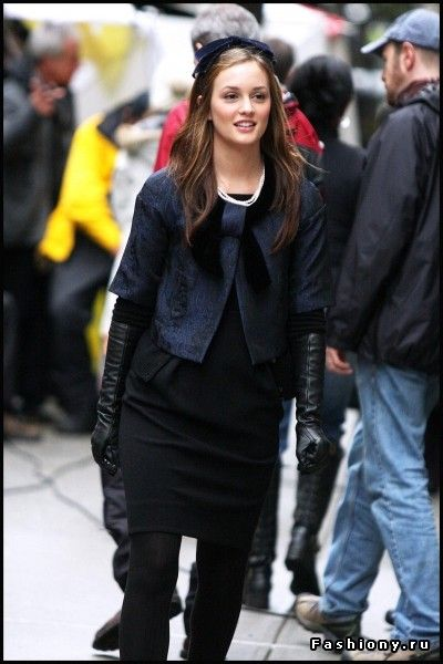 Мода из сериала «Сплетница» (Gossip Girl) / одежда из сериала сплетница