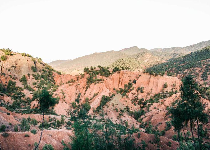 Kasbah Bab Ourika Wedding Morocco | Beautiful Atlas mountains