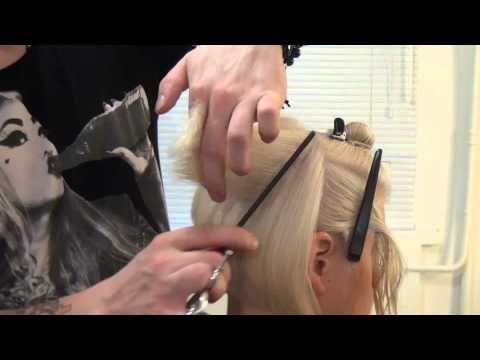 Стрижка волос мастер классы видео