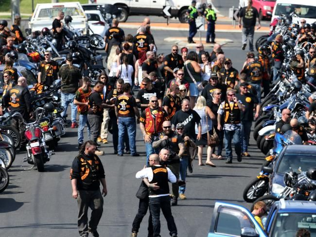 About 300 bikers from the Bandidos Motorcycle Club descend on state's North-West | The Mercury