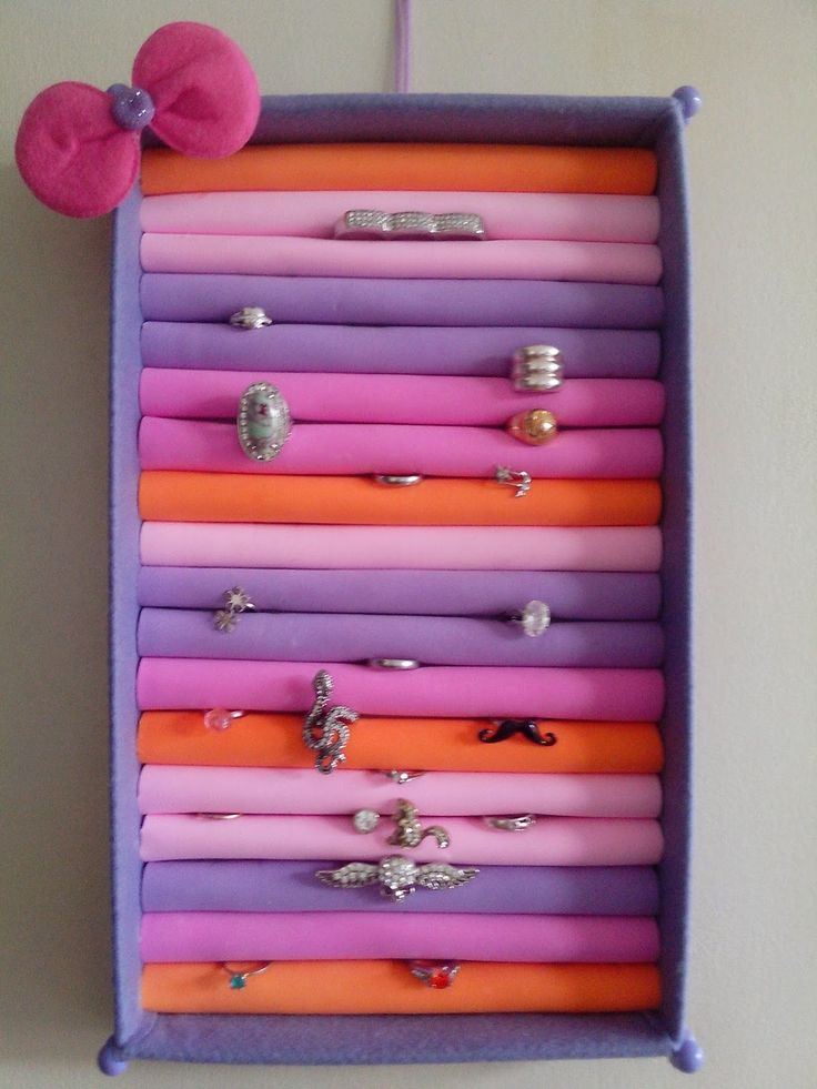 Lilimilly Criativa: DIY: Porta anéis
