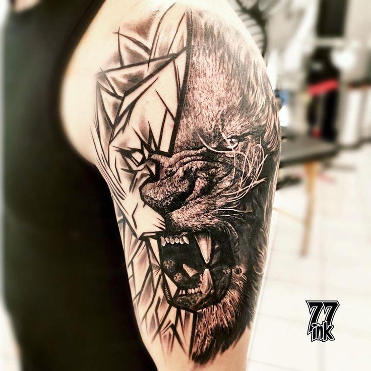 ? Piotr ? studio@77ink.pl ☎️ +48 516137777 #77ink #77inktattoo #tattoo…
