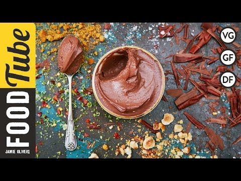 Vegan chocolate pots | Jamie Oliver | Food | Jamie Oliver (UK)