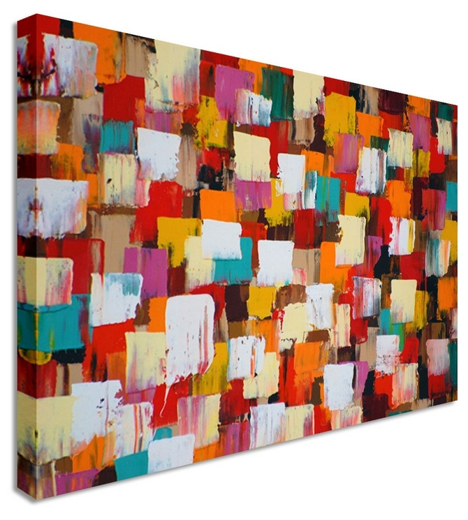 squares by abstract art canvas printers canvas art cheap prints by http - Cheap Canvas Wall Art