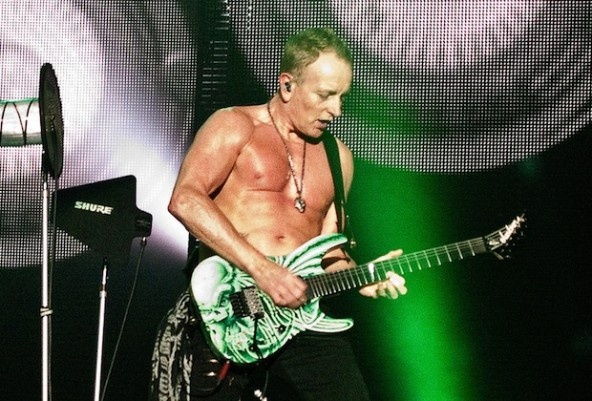 EXCLUSIVE: Def Leppard's Phil Collen on Why He's Vegan    Great article! You truly ROCK Mr. Phil Collen!