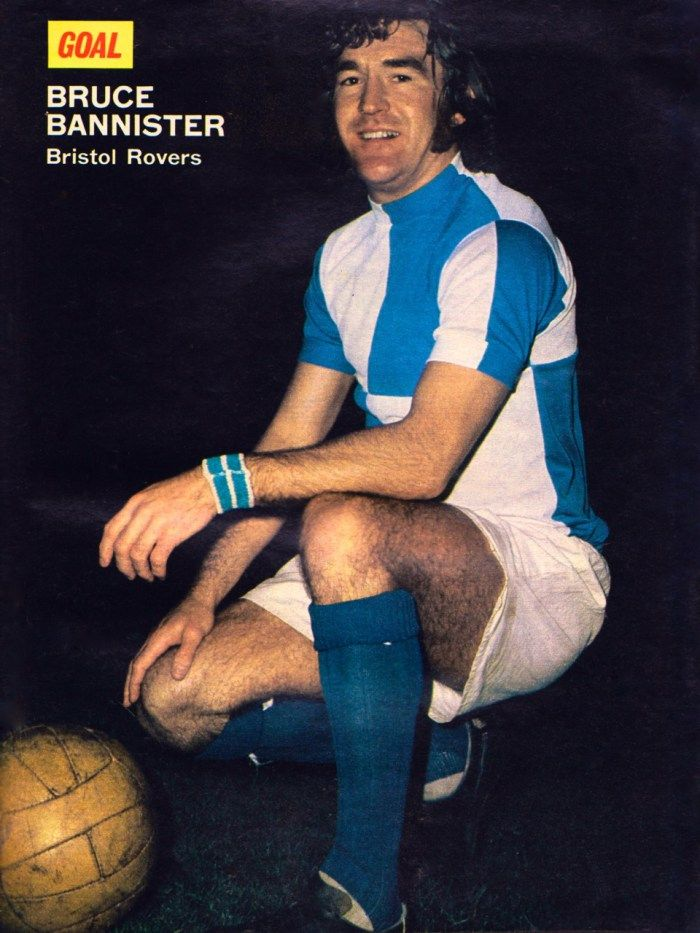Bruce Bannister Bristol Rovers 1974