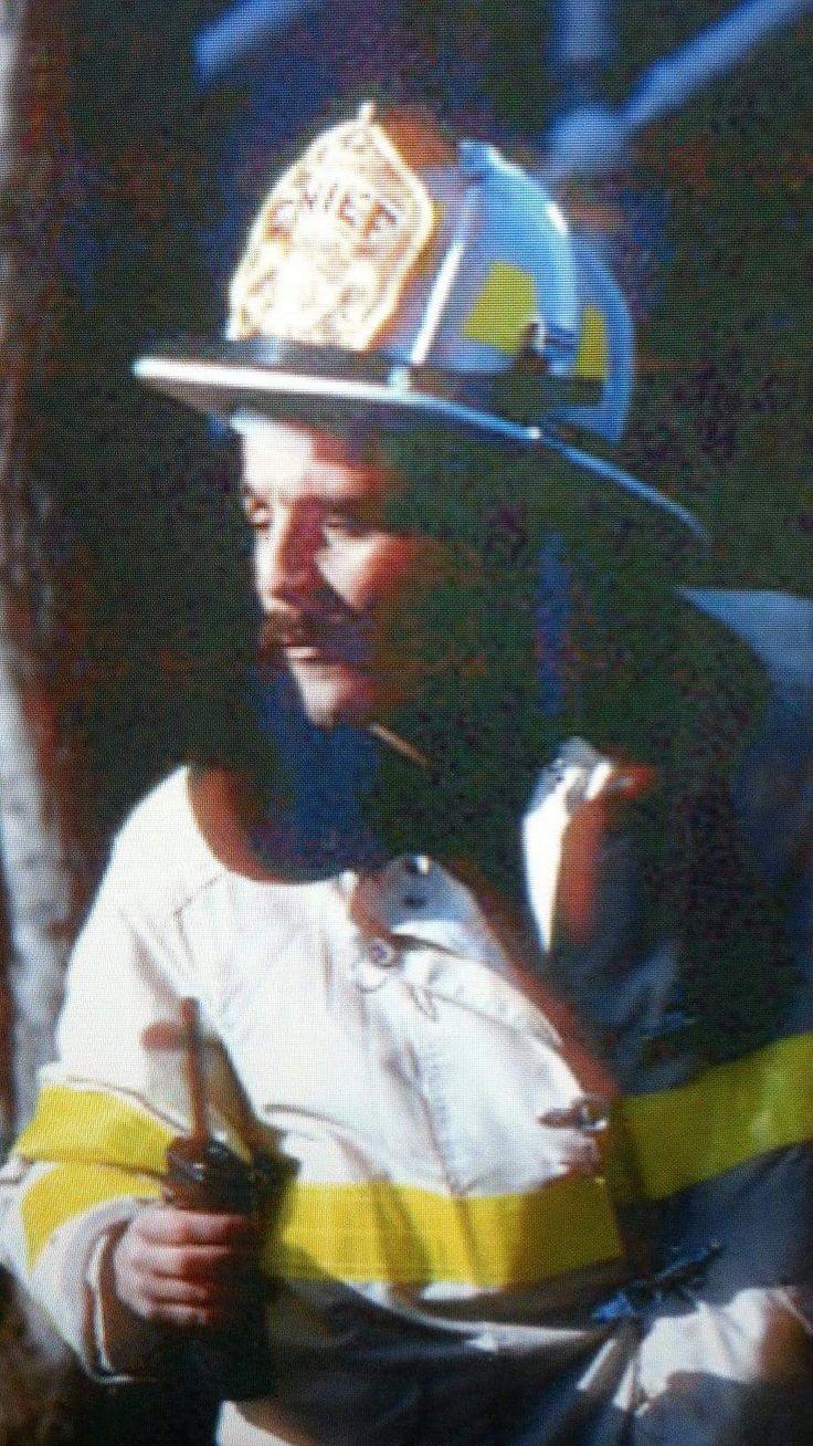 Hackensack Fire Chief Tony Greco