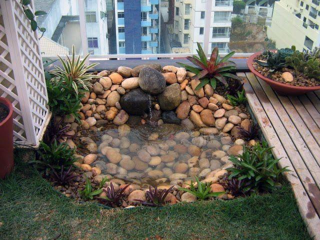 Roberto Costa - Paisagista: Jardim em Cobertura - Guarapari