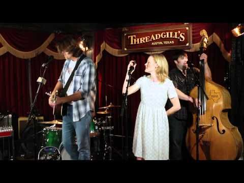 http://musicfog.com  Recorded live during the Music Fog Marathon at Threadgill's in Austin, TX during SXSW 2012.