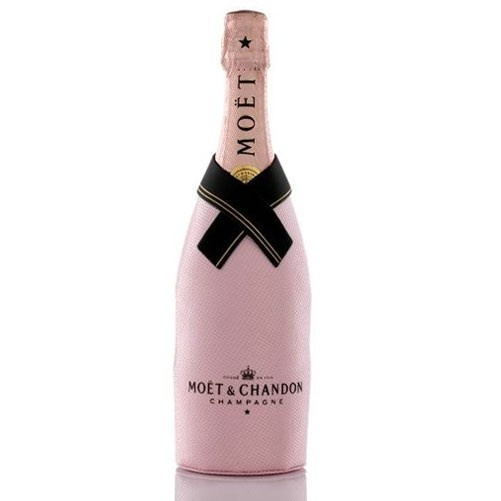 Moet Rose Imperial DiAmond Suit.