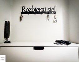 Hol / Przedpokój styl Minimalistyczny - zdjęcie od Agata Smok Wnętrza