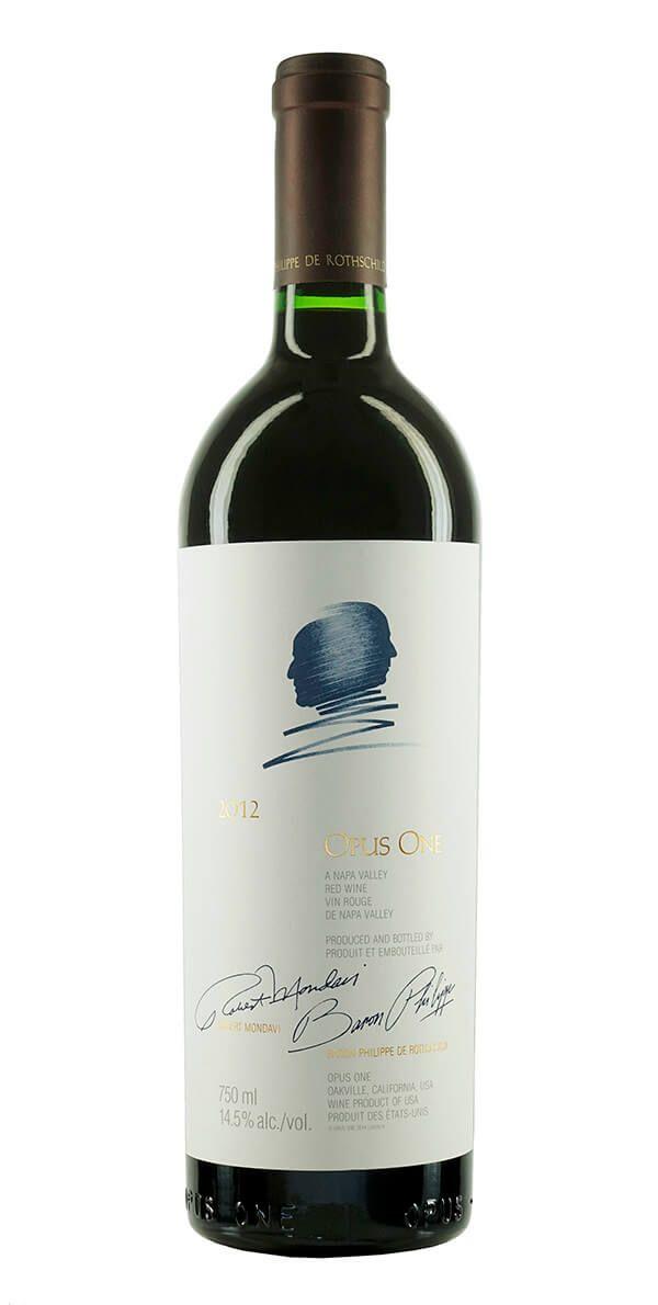 Opus One von Rothschild & Mondavi - der Wein mit Weltruf.