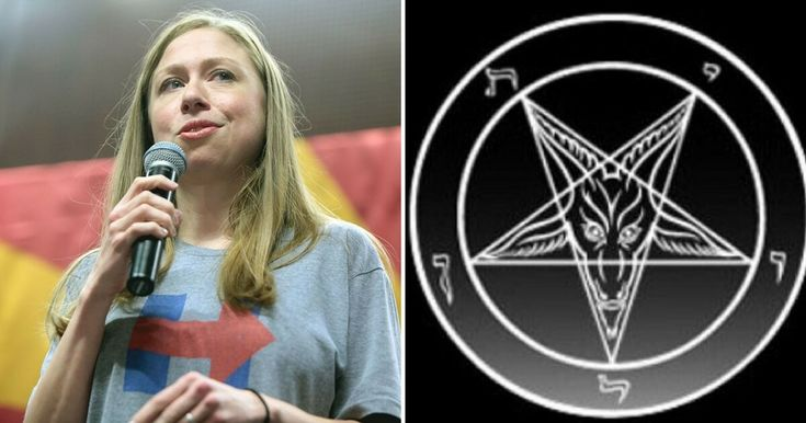 Chelsea Clinton Wishes the Church of Satan a Happy New Year on Twitter