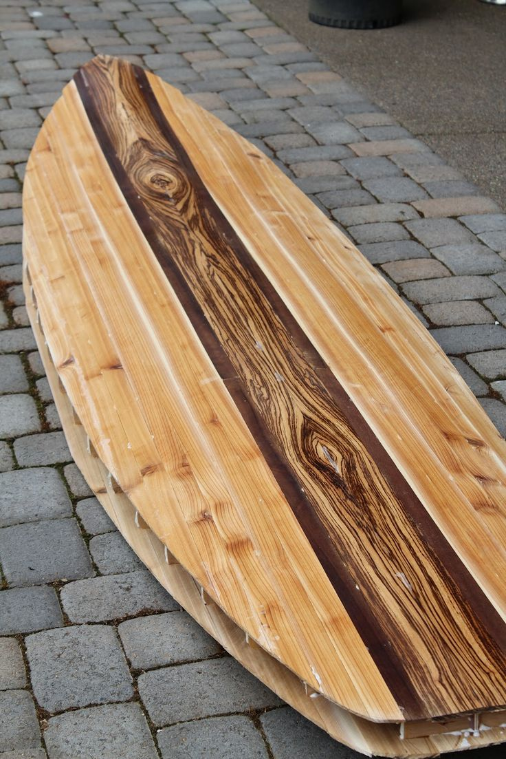 wood stand up paddle board plans - Google Search