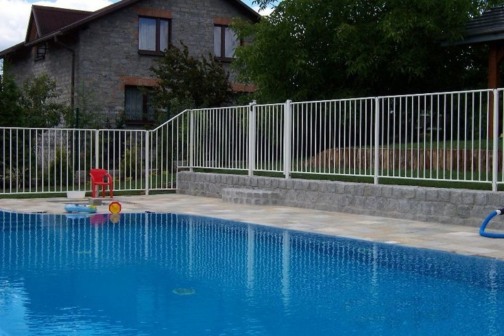 1000 id es propos de cloture fer sur pinterest for Barrieres protection piscine