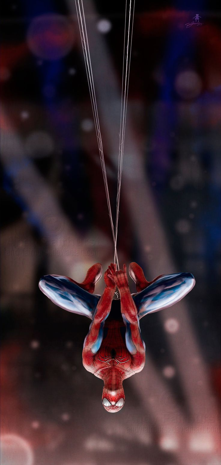 #Spiderman #Fan #Art. (Spider-Man) By: Andy Fairhurst. (THE * 5 * STÅR * ÅWARD * OF: * AW YEAH, IT'S MAJOR ÅWESOMENESS!!!™)[THANK Ü 4 PINNING<·><]<©>ÅÅÅ+(OB4E)