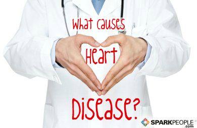 What Causes Heart Disease? via @SparkPeople