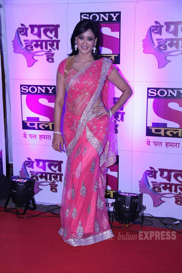 Shweta Tiwari at the launch of Sony Pal. #Bollywood #Fashion #Style #Beauty